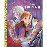 Frozen 2 Big Golden Book (Disney Frozen 2) [Hardcover]