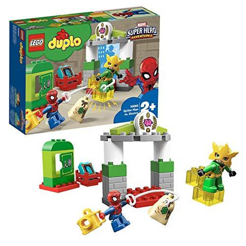 LEGO Spider-Man Contro Electro