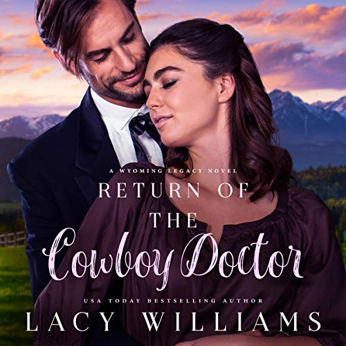 Return of the Cowboy Doctor audiobook cover art