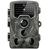 Xueliee [2019 Upgraded Trail Cam Game Camera for Hunting Wildlife Tracking,20MP Hunting Trail