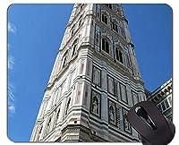 ロックの端が付いているマウスパッド、ステッチの端が付いているフィレンツェの仏の信仰のマウスパッド