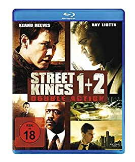Street Kings 1+2 [Blu-ray]