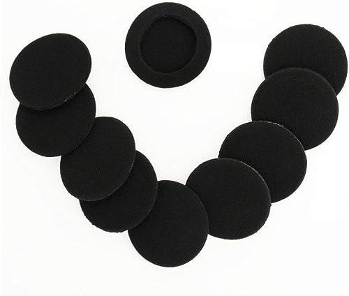 popular 5 Pairs of Foam Ear Pads Cushion Earpads Sponge Compatible high quality with Sennheiser PC8 USB Earphones popular Headphones sale