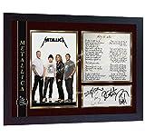 SGH SERVICES Metallica Nothing Else Matters James Hetfield