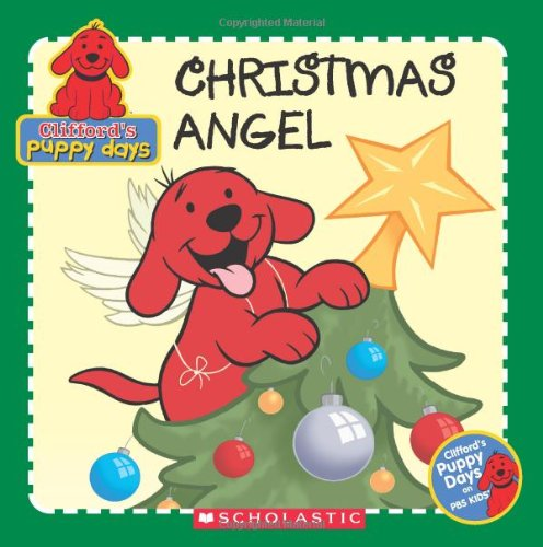Christmas Angel (Clifford's Puppy Days)の詳細を見る