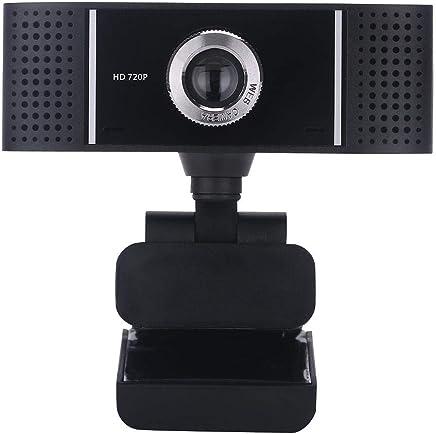 Computer Webcam Live Streaming Webcam 720P Fotocamera con Microfono USB Desktop e Laptop Webcam A5 Flessibile Girevole Clip Mini Plug And Play Videocitofono Videocitofono - Trova i prezzi più bassi