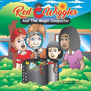 Red Wiggles And The Magic Composter