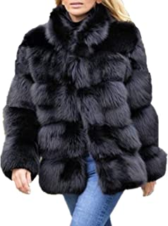 Best fox fur winter coats Reviews