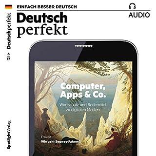 Deutsch perfekt Audio. 6/2017 Titelbild
