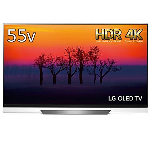 LG 55V型 有機EL テレビ OLED55E8PJA 4K ドルビービジョン対応 ドルビーアトモス対応 2018年モデル