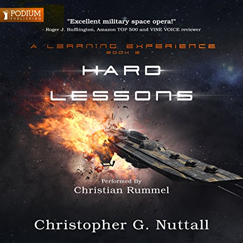 Hard Lessons audiobook cover art