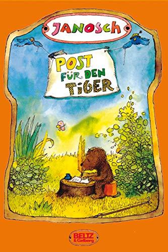 Post für den Tiger. SuperBuch: Die Geschichte, wie der kleine Tiger und der kleine Bär die Briefpost, die Luftpost und das Telefon erfinden.
