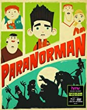 Paranorman HMV Exclusive Edition with Slipcover [Blu-ray]