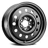 Pacer 83B Сustom Wheel Matte - Black Mod Black 15' x 6', 41 Offset, 5x100 Bolt Pattern, 72mm Hub