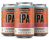 Cruzcampo cerveza Andalucian IPA pack 24 latas 33cl - 7920 ml