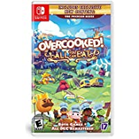 All You Can Eat for Nintendo Switch by Overcooked