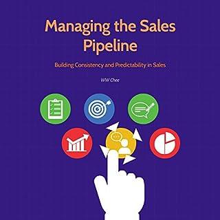 Managing the Sales Pipeline audiobook cover art