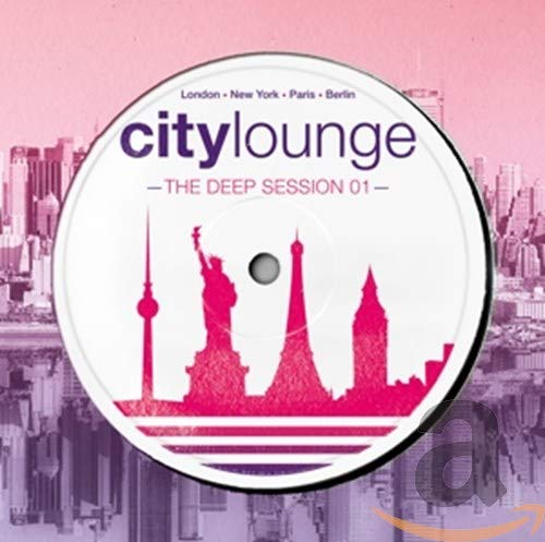 City Lounge: The Deep Session, Vol. 1 (4 CD)