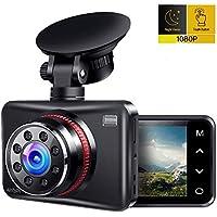 Ainhyzic 1080P Full HD Dash Camera