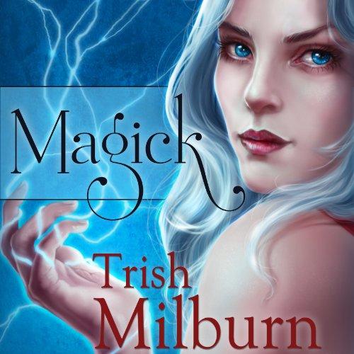 Magick audiobook cover art