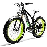 LANKELEISI XC4000 Wholesale Tire City Bicicletta elettrica per Adulti e Bicicletta...