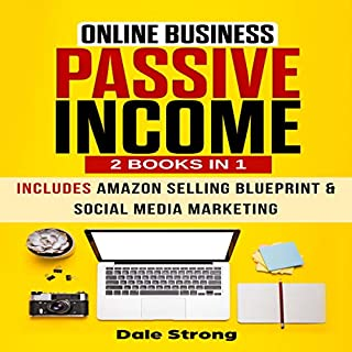 Online Business: Passive Income - 2 Book Bundle audiobook cover art
