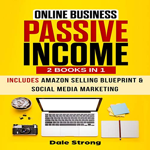 『Online Business: Passive Income - 2 Book Bundle』のカバーアート