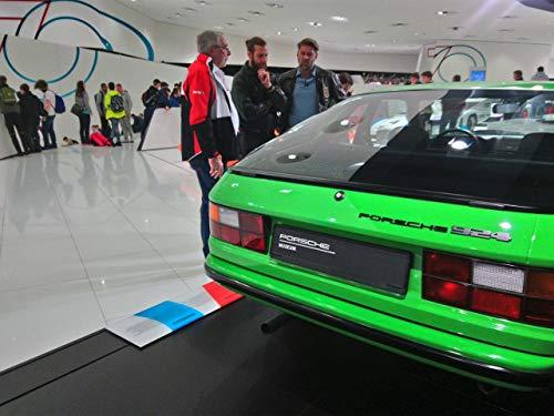 81er Porsche 924 Carrera GT