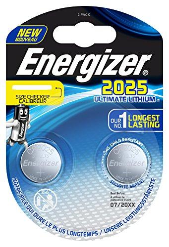 BATERIA ENERGIZER SPECJAL. CR2025 Ultimate Lithium /2 szt