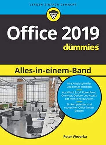 Office 2019 Alles-in-einem-Band fur Dummies (Für Dummies)