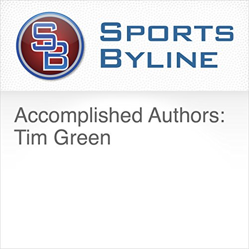 Accomplished Authors: Tim Green audiobook cover art