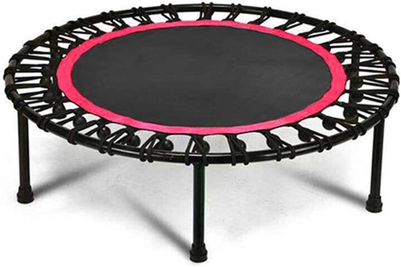 DUXX - Trampolin - 40 Zoll Mute Utility Bounce Bett für Langlebige Mini-Trampolin für Turnhalle Runde Trampolin Tragfhigkeit 150kg Innentrampolin