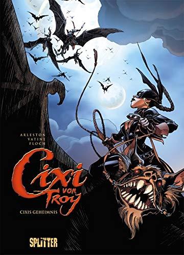 Cixi von Troy: Cixis Geheimnis