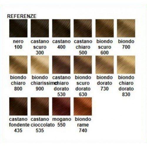 Euphidra Tinta Color Pro 700 Colorazione Permanente senza ammoniaca BIONDO