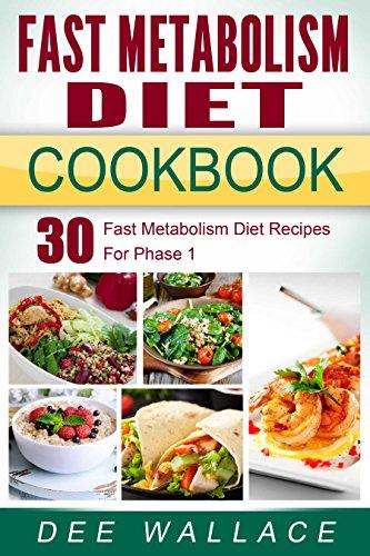 fast metabolism diet cookbook recipes