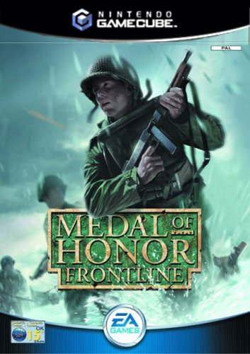 Medal of Honor: Frontline (GameCube) by Electronic Arts