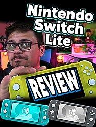 top 10 nintendo ds accessorys Clip: Nintendo Switch Lite Review