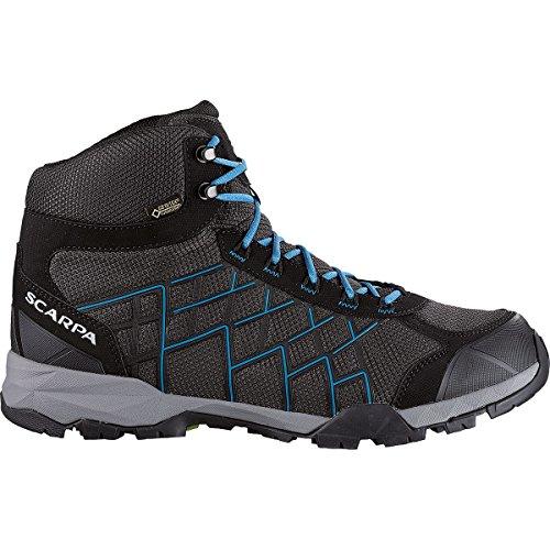 Scarpa Hydrogen Hike GTX Shoes Herren Dark Gray/Lake Blue Schuhgröße EU 44,5 2020 Schuhe