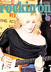 rockin'on ロッキング・オン 1978年 12月号