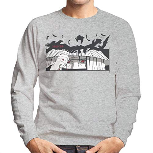 Cloud City 7 Itachi Akatsuki Hat Naruto Men's Sweatshirt