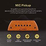 Immagine 2 donner pickup per chitarra acustica