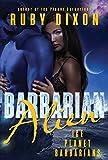 Barbarian Alien: A SciFi Alien Romance (Ice Planet Barbarians Book 2)