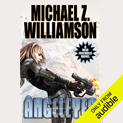 Angeleyes audiobook cover art