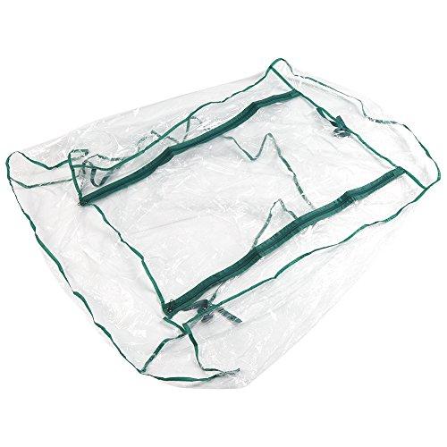 Hakeeta Mini Invernadero de 3 Niveles, Mini invernaderos de jardín, Kit de Cubierta de PVC de reemplazo para Invernadero de 69