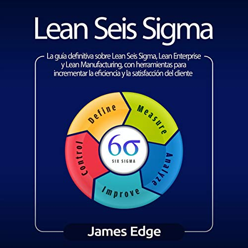 Lean Seis Sigma [Lean Sigma Six] cover art