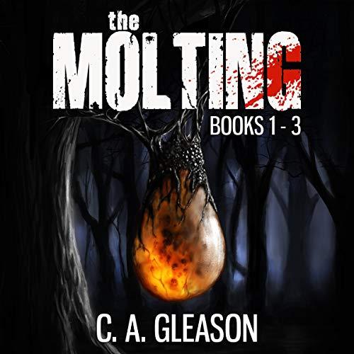 The Molting: Books 1 - 3 Box Set cover art