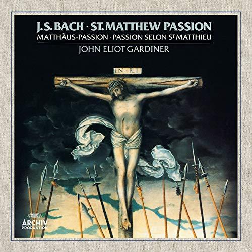 J.S.Bach-St.Matthew Passion [Vinilo]