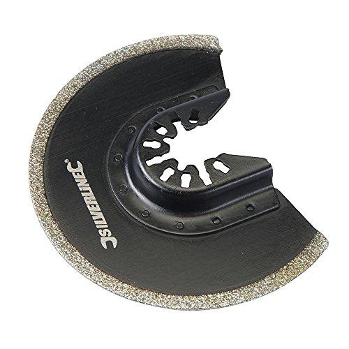 Silverline 763263 Diamant-Sägeblatt 85 mm
