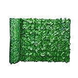 Newin Star Artificial Pantalla Valla de privacidad, Seto Verde de la Hoja Artificial para Valla de privacidad Patio, Paredes vegetación, Inicio Decoraciones del jardín del Patio Trasero 0.5x1M