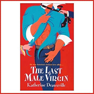 The Last Male Virgin audiobook cover art